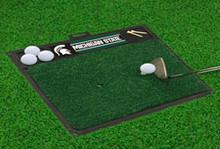 Michigan State Golf Hitting Mat