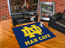 Notre Dame Man Cave All-Star Mat