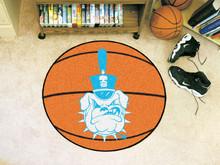 The Citadel Basketball Mat