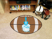 "The Citadel Football Rug 22""x35"""
