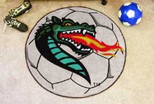 Univ of Alabama Birmingham Soccer Ball Mat