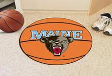 Maine Basketball Mat