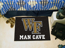 Wake Forest Man Cave Rug