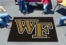 Wake Forest Tailgater Rug