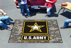 Army Tailgater Rug