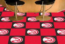 Atlanta Hawks Carpet Tile