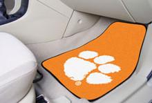 Clemson University Carpet Floor Mats