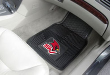 Saginaw Valley State Vinyl Car Mats