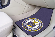 USCG Academy Carpet Floor Mats