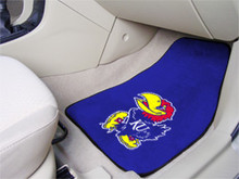 Univ of Kansas Carpet Floor Mats