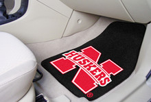 University of Nebraska Carpet Floor Mats