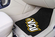 VCU Carpet Floor Mats
