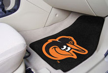 Baltimore Orioles Cartoon Bird Carpet Floor Mats