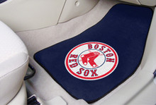 Boston Red Sox Carpet Floor Mats
