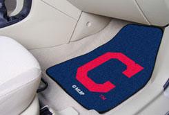 Cleveland Indians Carpet Floor Mats