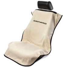 Camaro Tan Car Seat Armour