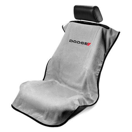 Dodge Grey Car Seat Cover Armour