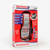 Genuine Honda Optimate 5 Trickle Charger 08M51-EWA-800U | 08M51EWA800U