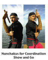 Nunchakus for Coordination Show and Go