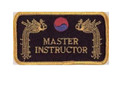 Patch MASTER INSTRUCTOR