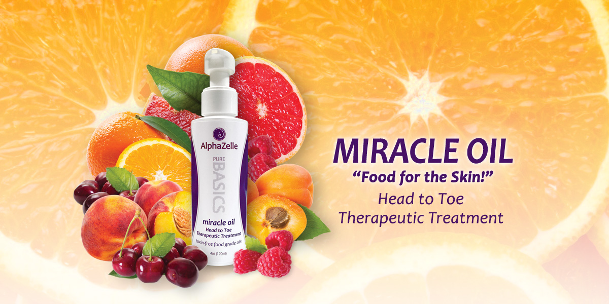 AlphaZelle's Miracle Oil