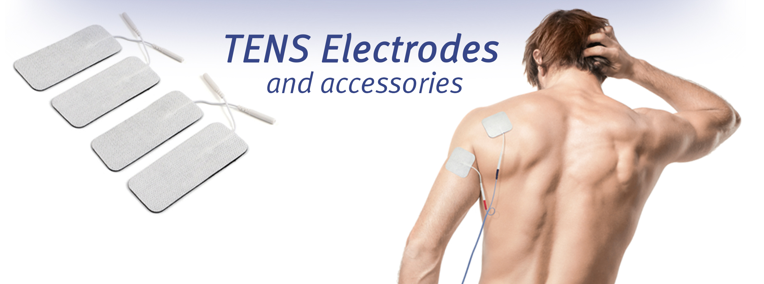 TENS electrodes and accessories