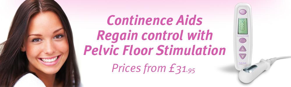 Pelvic Floor Stimulation - Sensatone for Incontinence