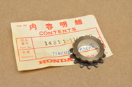 NOS Honda XR75 K0-1976 Timing Chain Sprocket 14311-116-000