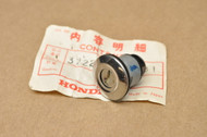 NOS Honda CB125 S CM200 CM400 CX500 D Gas Tank Filler Lid Lock Type 1 37220-414-781