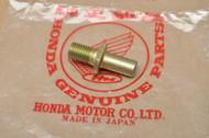 NOS Honda CT125 XL100 XL125 XL185 XR185 Rear Sprocket Fixing Bolt 90128-391-000