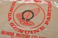 NOS Honda CR250 QA50 MT250 CB900 17 mm Cir Clip 94510-17000