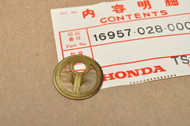 NOS Honda CB350 CB450 CL200 CL350 CL360 CL450 SL350 Fuel Gas Tank Petcock Strainer Screen 16957-028-000
