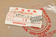 NOS Honda CB350 F CB360 CB500 CB550 CB750 CL360 Throttle Adjusting Spring 53191-300-000