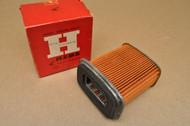 NOS Honda C100 C102 C105 T Air Filter Cleaner Element 17211-001-020