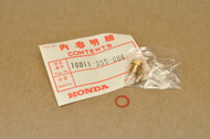 NOS Honda CB175 CB200 CL175 CL200 CL90 CT70 K0 CT90 S90 TL125 Carburetor Float Valve Set 16011-355-004