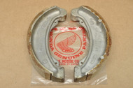 NOS Honda CA175 CB175 CL175 CL200 SL350 Front Brake Shoe Pad Set Pair 45120-235-000