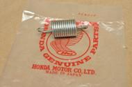 NOS Honda CB450 K0-K7 CB500 T Brake Pedal Spring 46514-283-050