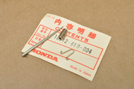 NOS Honda 1978-79 CM185 T Carburetor Needle Jet Set 16012-419-004