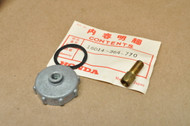 NOS Honda ATC185 ATC200 CB125 S TRX200 XL100 Carburetor Top Set Cap 16014-364-770
