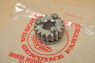 NOS Honda CM91 Transmission Main Shaft 2nd Second Gear 23431-046-000