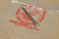NOS Honda CB350 CB450 CB750 CL350 CL450 CT125 6 x 80 mm Bolt (Early Type) 92000-06080
