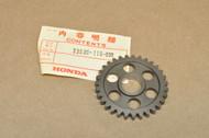 NOS Honda XR75 K0-1976 Primary Idle Starter Gear 23530-116-000