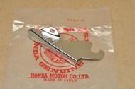 NOS Honda CB160 Rear Fender Mud Flap Right Stay Bracket 80122-216-010