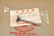NOS Honda C70 CL70 CT70 H SL70 Exhaust Valve 14721-089-000
