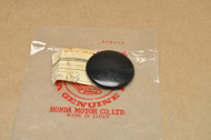 NOS Honda CA72 CA77 Chain Case Inspection Cap Black 40545-250-000