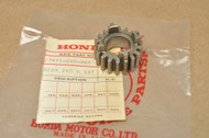 NOS Honda ATC70 C70 CT70 Transmission Main Shaft Second 2nd Gear 23431-040-060