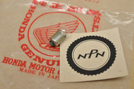 NOS Honda CL70 CT70 CT90 CT110 CT125 MR250 MT125 MT250 SL70 ST90 XL250 XL350 XL500 Z50 Speedometer Light Bulb 34908-230-000