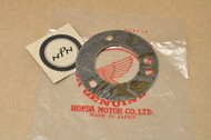 NOS Honda CA72 CA77 CA95 CB160 CB350 CB360 CB72 CB77 CB92 CL350 CL360 SL350 Starter Clutch Side Plate 28128-253-030