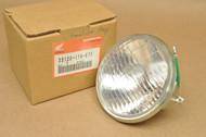 NOS Honda C70 Sealed Beam Headlight Unit 33120-174-671