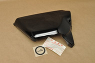 NOS Honda XL125 K1-1976 Right Side Cover in Black 83540-382-670 ZA